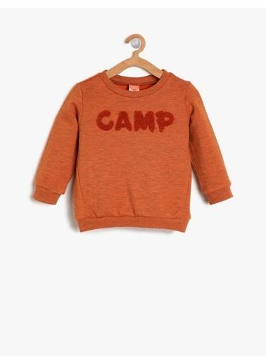Koton Kids Sweatshirt Kiremit